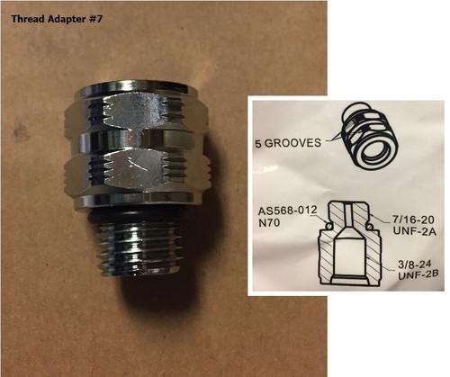 Thread Adapter #7