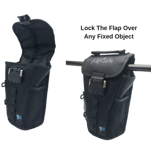 Flexsafe - Wraps securely around an immovable object