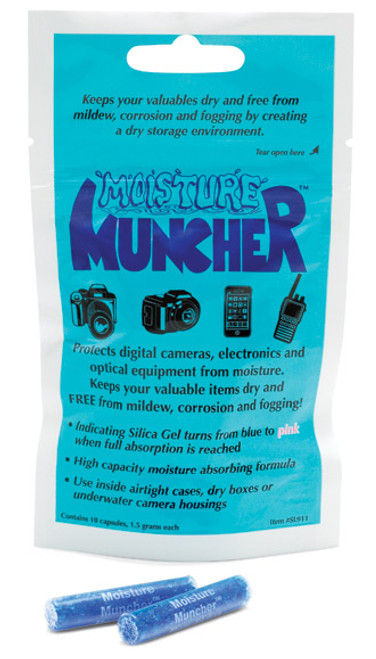 Sealife Moisture Muncher Capsules