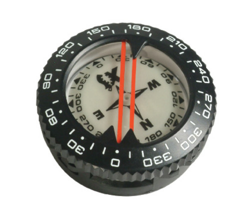 Underwater compass module fits the XS Scuba GA201 console gauge