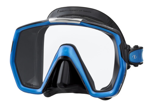 Tusa Freedom HD - Black / Blue