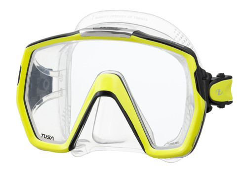 Tusa Freedom HD - Yellow