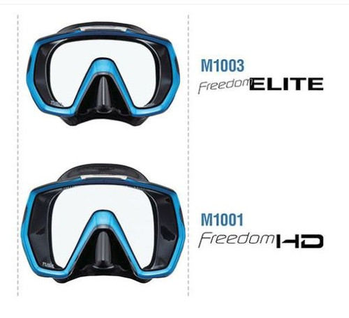 Freedom Elite & HD Comparison
