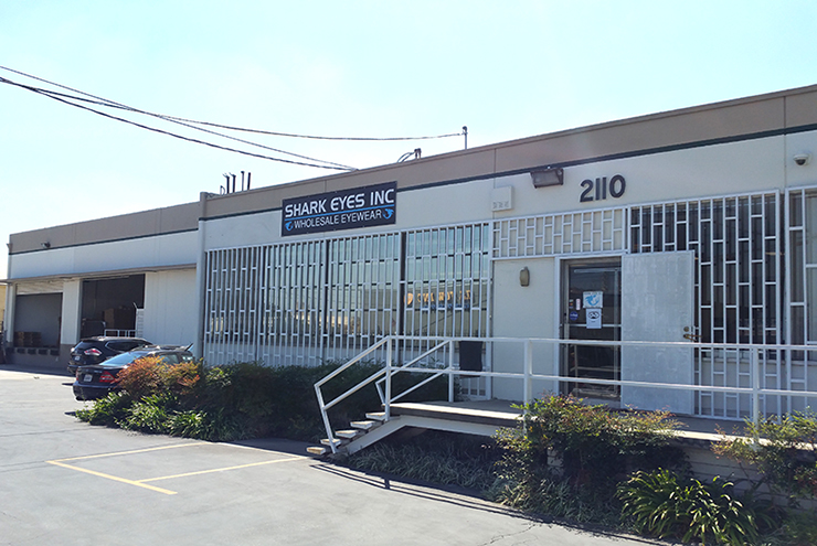 Shark Eyes Offices & Warehouse, Los Angeles Ca
