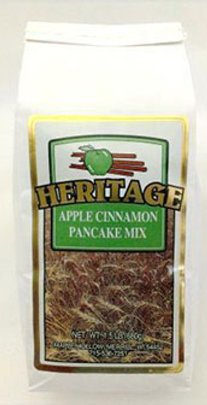 Pancake Mix - Apple/Cinnamon