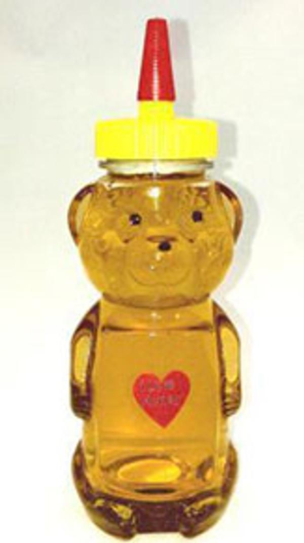 Honey Bear - Clover - 8 oz - 1 unit