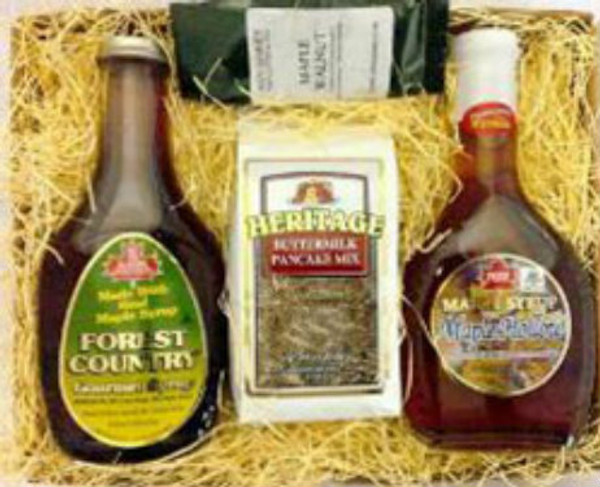 Old Fashioned Breakfast Gift Box