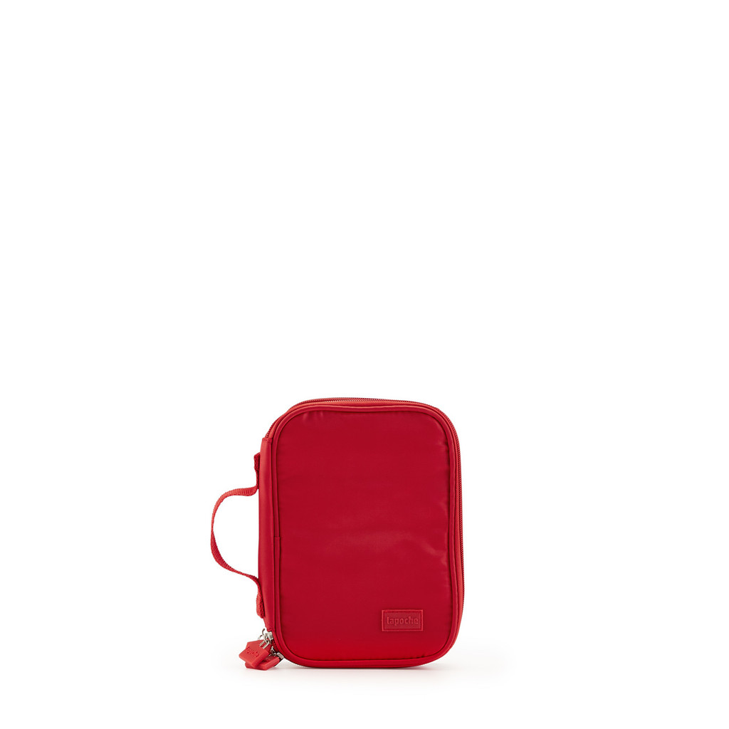 jewellery case red