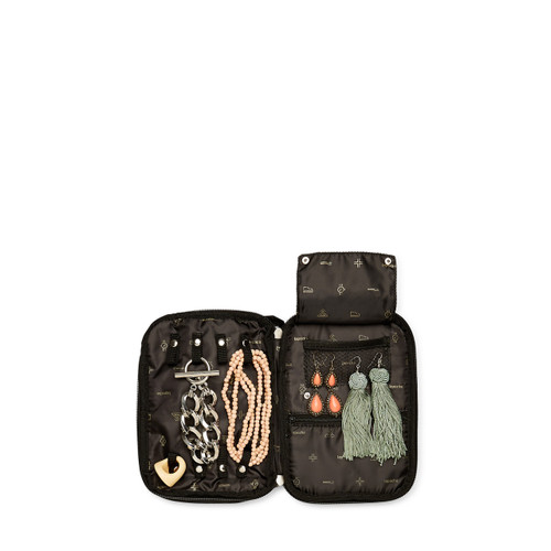 jewellery case black