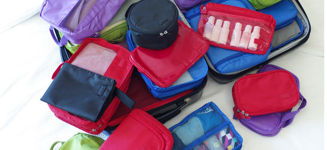 Top tips for stress free family packing and travel