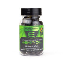 Entourage: CBD Hemp Oil Softgels (450MG CBD)