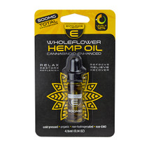 Entourage WholeFlower Hemp Oil 4.16ml (500MG CBD)