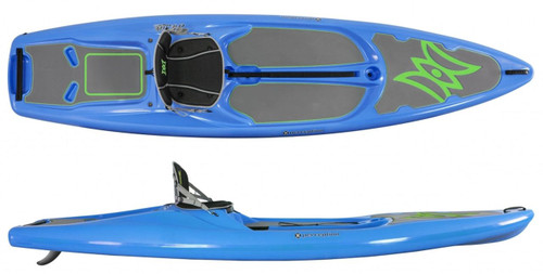Perception Hi Life 11 Kayak Paddle Board - Blue
