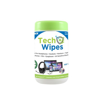 Easily and safely removes smudges, smears, dirt, fingerprints, grease and more!