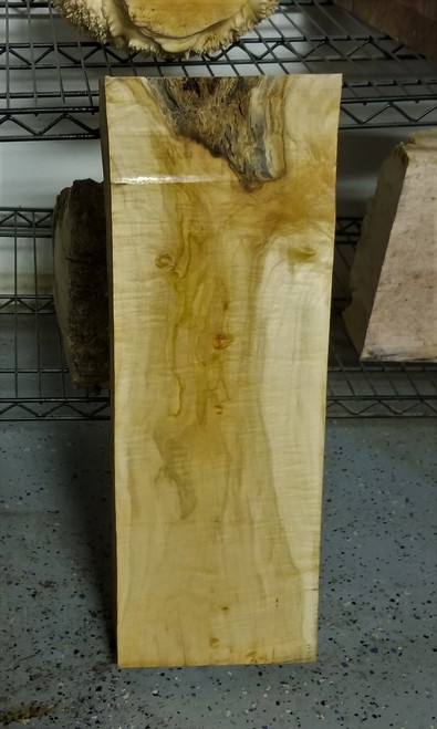 Historical Tiger Stripe Japanese Maple Lumber JMP14c05 *SALE*