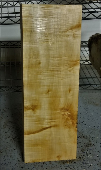 Historical Tiger Stripe Japanese Maple Lumber JMP14c06