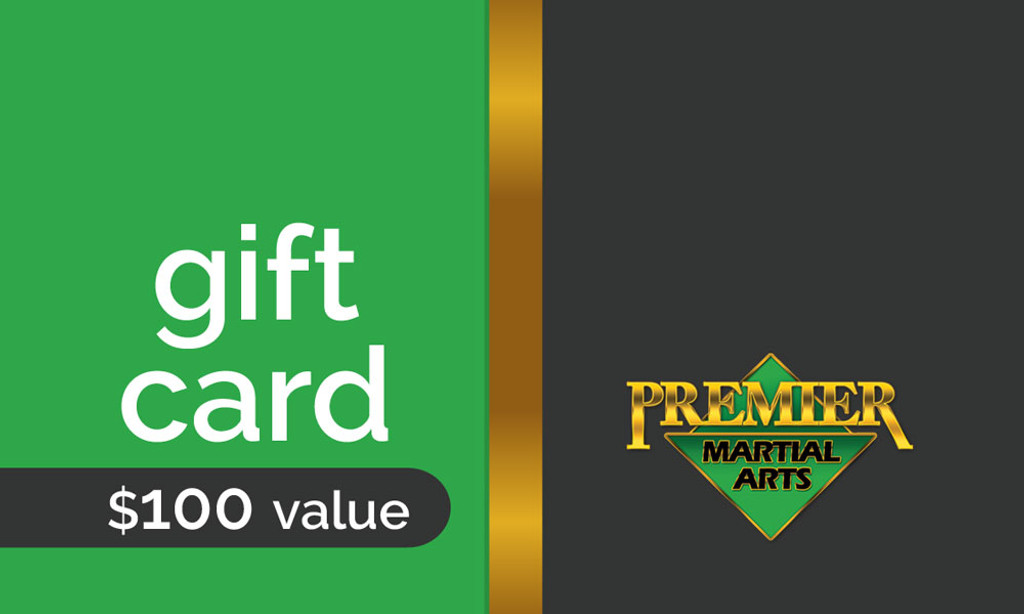 PMA $100 Plastic Gift Card