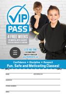 Kids VIP Tear Offs V5