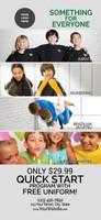 General Kids Martial Arts V2 Rack Cards