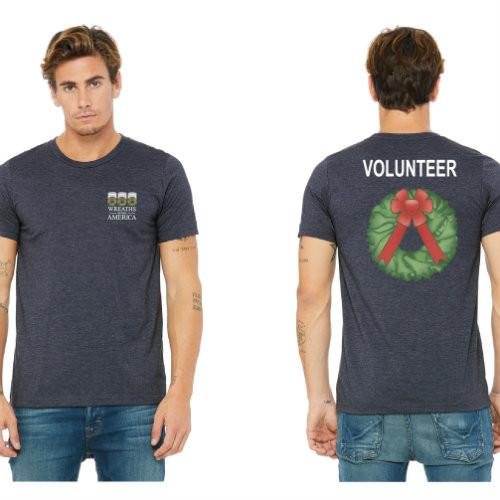 Volunteer T-Shirt (Short Sleeved)