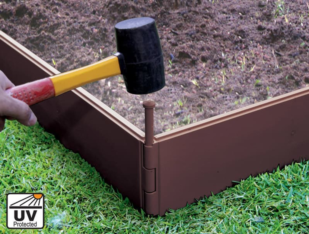 Easy and fast to install garden