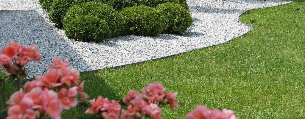 Recycled Lawn edging