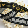 Paired with our film ribbon, these make the best Movie themed party ribbons ever!