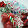 Our Winter Grab ribbon collection is full of our best selling Winter themed ribbons. Each bag will have 20 yards of Christmas, Valentines Day and general Winter themes. Designed and printed in the USA