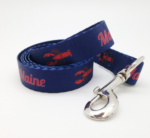 Lobster/ Maine Dog Leash