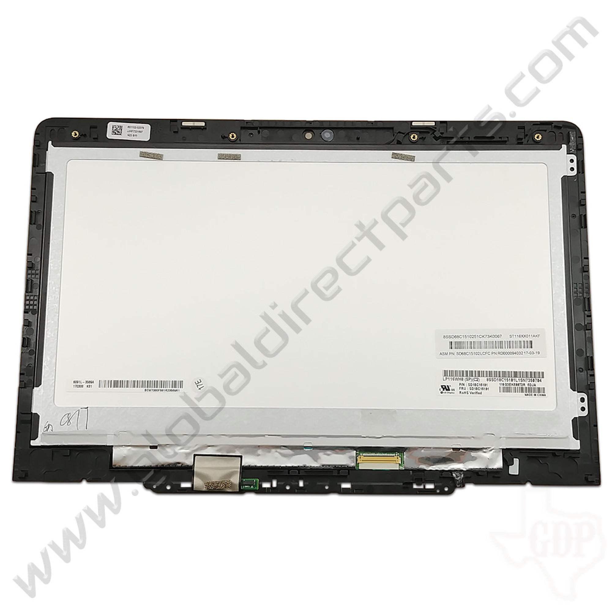 OEM Lenovo N23 Yoga Chromebook LCD Digitizer Assembly