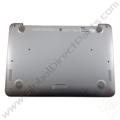 OEM Reclaimed HP Chromebook 14-AK013DX Bottom Housing [D-Side] - Silver