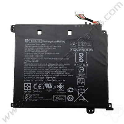 OEM HP Chromebook 11 G5, G5 Touch, 11-V011DX Battery