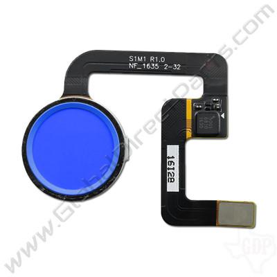 OEM Google Pixel Home Button Scanner Flex - Blue