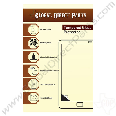 9H Arching Tempered Glass Screen Protector for LG Google Nexus 5