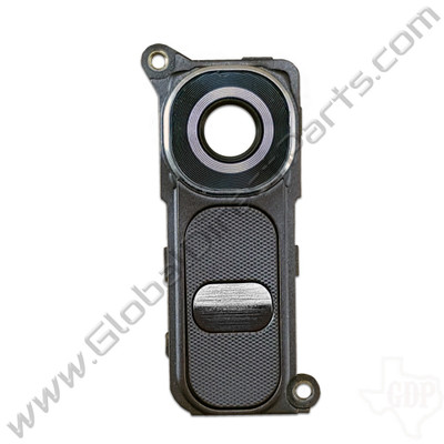 OEM LG G4 Camera Lens with Bracket - Gray