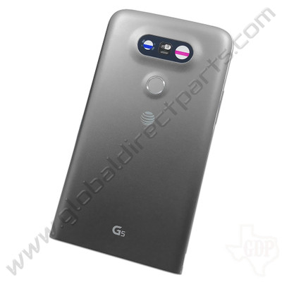 OEM LG G5 H820 Rear Housing - Gray