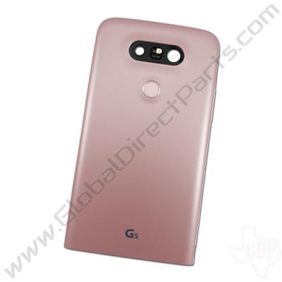 OEM LG G5 H830, LS992 Rear Housing - Pink