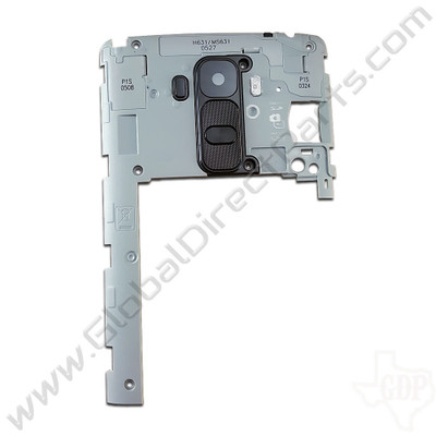 OEM LG G Stylo LS770, H631 Upper Rear Housing