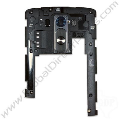 OEM LG G3 Rear Housing - Black