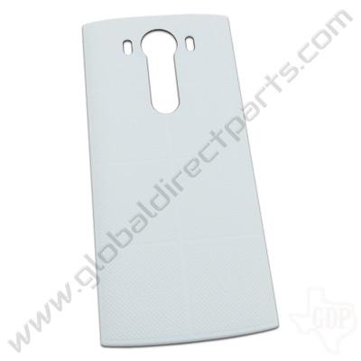 OEM LG V10 VS990 Battery Cover - White