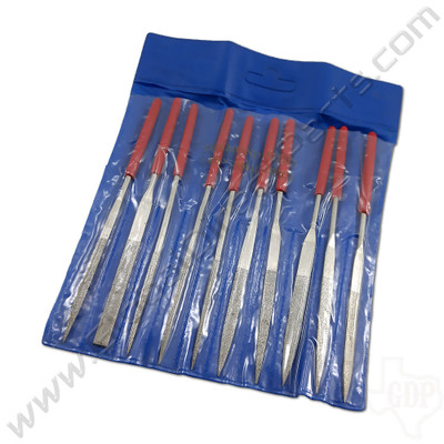 Needle File Set [10 pc.]