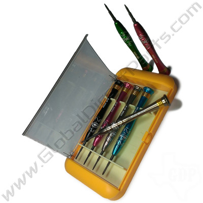 Best Precision Screwdriver Set [668S, 7 pc.]