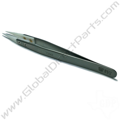 Best Non-Magnetic Fine Tipped Tweezer [MZ-72, 125 mm]