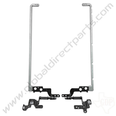 OEM HP Chromebook 14-AK013DX, G4 Metal Hinge Set