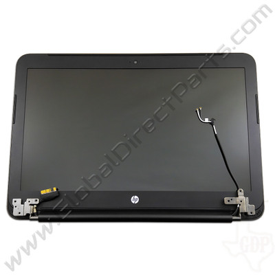 OEM Reclaimed HP Chromebook 14 G3 Complete LCD Assembly - Black