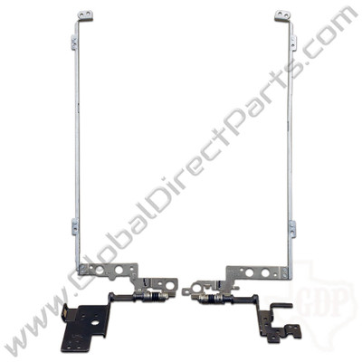 OEM HP Chromebook 11 G5, G5 Touch, 11-V011DX Metal Hinge Set