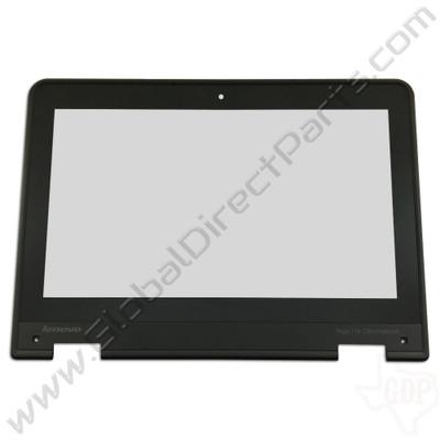 OEM Reclaimed Lenovo ThinkPad Yoga 11e Chromebook Digitizer [B-Side] - Black