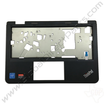 OEM Reclaimed Lenovo ThinkPad 11e, Yoga 11e Chromebook 3rd Generation Housing [C-Side] - Black