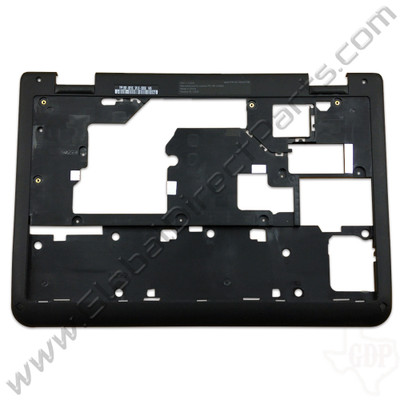OEM Reclaimed Lenovo ThinkPad 11e, Yoga 11e Chromebook 3rd Generation Bottom Housing [D-Side] - Black