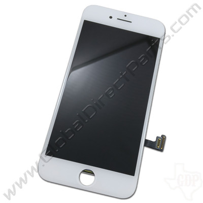 Aftermarket LCD & Digitizer Assembly Compatible with Apple iPhone 7 - White